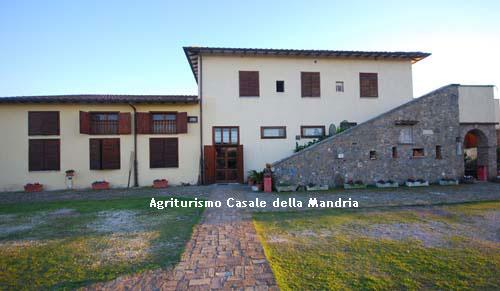 Agriturismo Casale Della Mandria